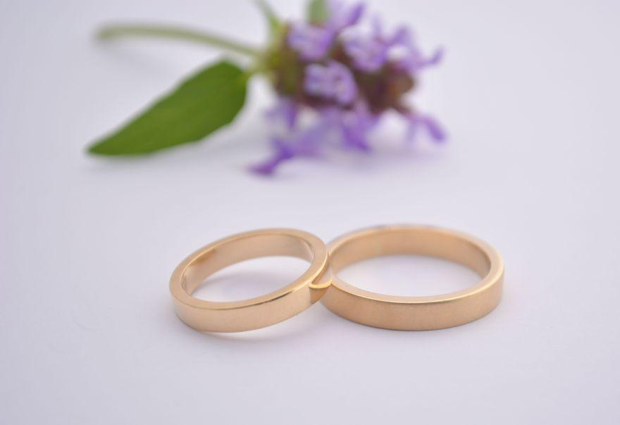 38.1 argollas de matrimonio-oro 18K